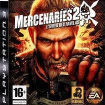 Mercenaries 2 l'enfer des favelas