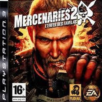 Mercenaries 2 l'enfer des favelas