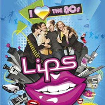 Lips i love the 80s