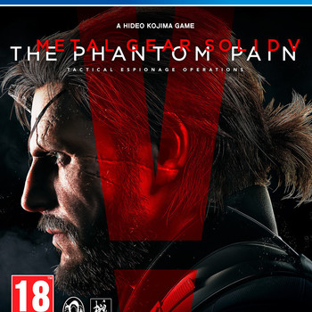 Metal Gear Solid V: The Phatom Pain