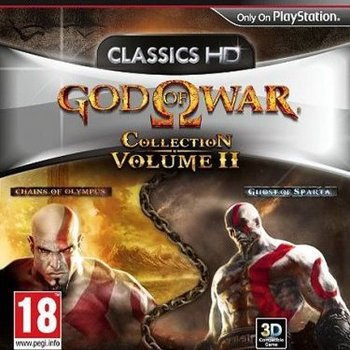 God Of War Collection Volume II (2)