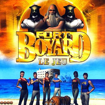 Fort Boyard le jeu