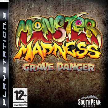 Monster Madness grave danger