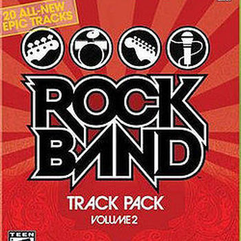 Rock Band Song Pack vol.2