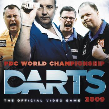 PDC world championship darts 2009