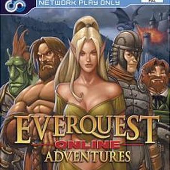 Everquest Online Adventures (NEW-NOUVEAU)
