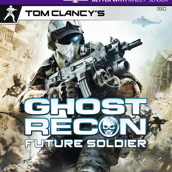 Tom Clancy's Ghost Recon Future Soldier (kinect)