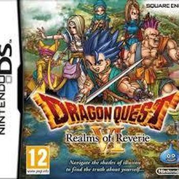 Dragon Quest VI realms of reverie