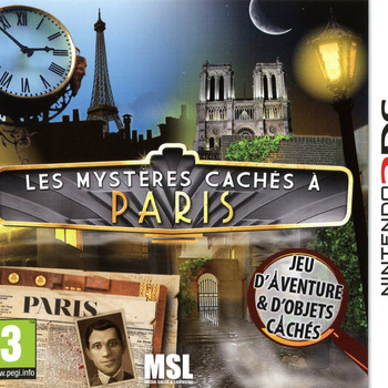 Les mystères cachés a Paris