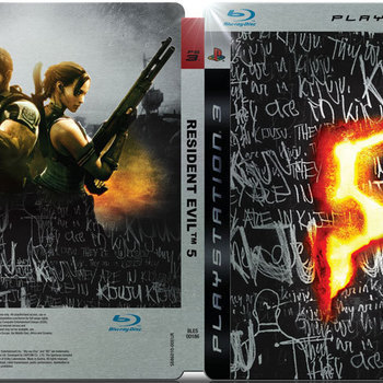 Resident Evil 5 (boîtier metal)